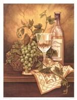 Vin De France II Fine Art Print