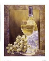 Grapes And Chenin Blanc Fine Art Print