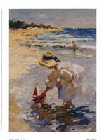Seaside Summer II Fine Art Print