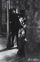 Charlie Chaplin - The Kid Wall Poster