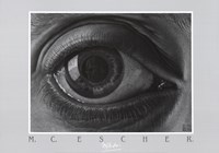 Eye, c.1946 Wall Poster