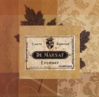 Epernay Framed Print