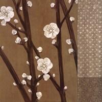 Eastern Blossoms 2 Framed Print