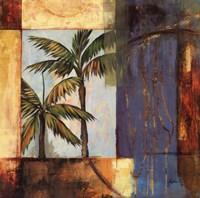 Tropic Study II Framed Print
