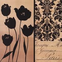 Noir Et Creme I Fine Art Print