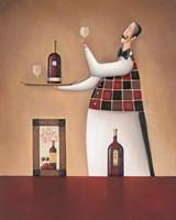 Carte Des Vins Fine Art Print