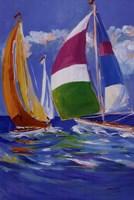 Full Sail II Fine Art Print