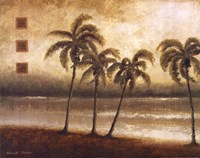 Tropical Escape I Fine Art Print