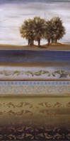 Desert Palms I Fine Art Print