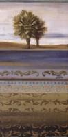 Desert Palms II Fine Art Print