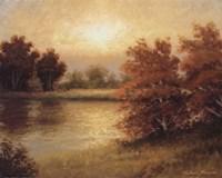 Rosemar Glow Fine Art Print