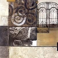 Classical Ruins I Fine Art Print