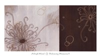 Balancing Blossoms II Fine Art Print