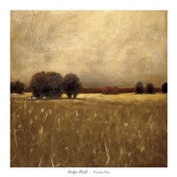 Ridge Field Fine Art Print