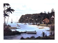 Island Paradise Fine Art Print