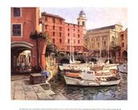 Mediterranean Colors Fine Art Print