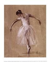 Bourees III Fine Art Print