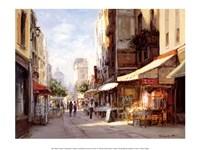 Marche Parisien Fine Art Print