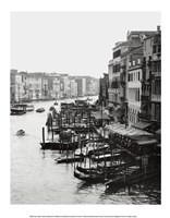 Array of Boats, Venice Fine Art Print