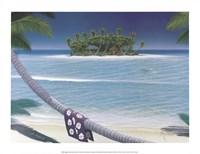 Gilligan's Island Framed Print