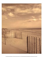 Beach Retreat Fine Art Print
