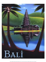 Bali Framed Print