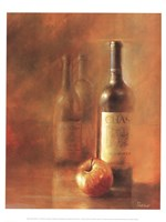 Sunset Wine II Fine Art Print