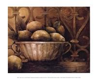 Tuscan Lime Fine Art Print