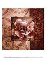Linen Roses II Fine Art Print