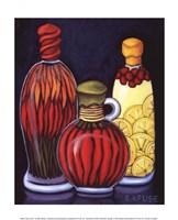 Fancy Oils II Fine Art Print