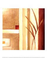 Decorative Grasses II Fine Art Print
