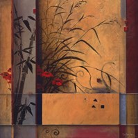 Bamboo Division Fine Art Print