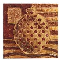Tribal Renaissance III Fine Art Print