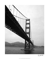 Golden Gate Bridge III Giclee