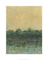 Viridian Marsh II Giclee