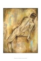 Nude Gesture I Fine Art Print