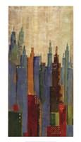 Towerscape II Fine Art Print