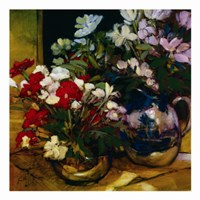 Bouquet For Two Fine Art Print