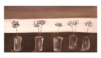 Fleurs Dans Un Vase Fine Art Print