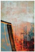 Seven II Framed Print