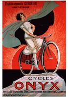 Cycles Onyx Fine Art Print