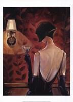 Madamoiselle Fine Art Print