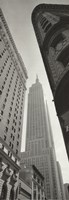Empire State Building - Broadway Fine Art Print