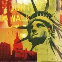 New York III Fine Art Print