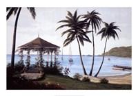 Caribbean Dreams Fine Art Print