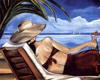 Riviera Fine Art Print