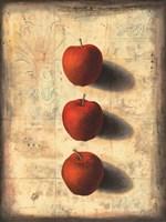 Vermeil, Clair Et Perpetuel Fine Art Print