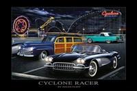 Cyclone Racer Fine Art Print
