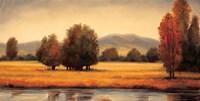 River'S Edge Fine Art Print