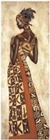 Femme Africaine II Fine Art Print